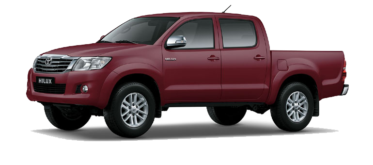 hiluxred